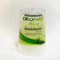 Кристалл - ДеоНат с соком Алое зеленый, стик 40гр -